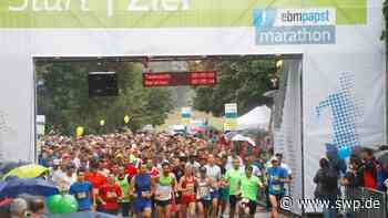 EBM-Marathon um ein Jahr verschoben: Hallenmasters in Mulfingen ist für immer Geschichte - SWP