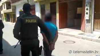 Capturan a presunto responsable del homicidio de 4 personas en Salgar - Telemedellín