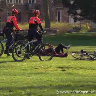 Strengere maatregelen voor fietsers en wandelaars? Voor De Crem mag het, voor De Block hoeft het niet