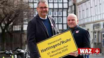 Hattingen: Hansetag im August wird weiter vorbereitet - Westdeutsche Allgemeine Zeitung