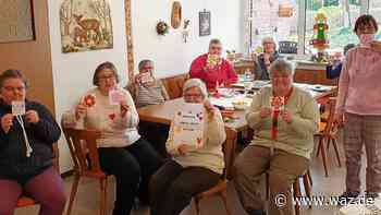 Hattingen: Senioren sagen Dankeschön an Lourena Weber - Westdeutsche Allgemeine Zeitung