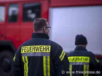 24.02.2020 Sachsen Vier Menschen nach Hausbrand in Freiberg im Krankenhaus Freiberg - Freie Presse
