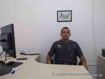 Destacamento Militar de Cananeia, têm um novo comandante - Noticia de Cananéia