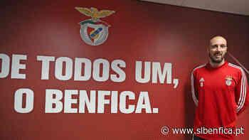 """Hugo Gaspar: """"Força e união, tudo passará"""" - Sport Lisboa e Benfica"""