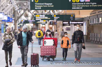 Canada now mandating all returning travellers to quarantine: Freeland - Terrace Standard