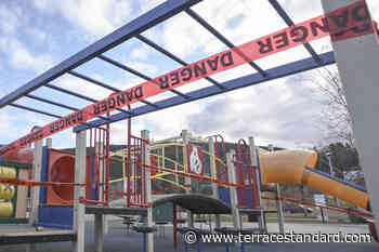 Terrace shuts down all playgrounds and recreational courts in response to COVID-19 - Terrace Standard