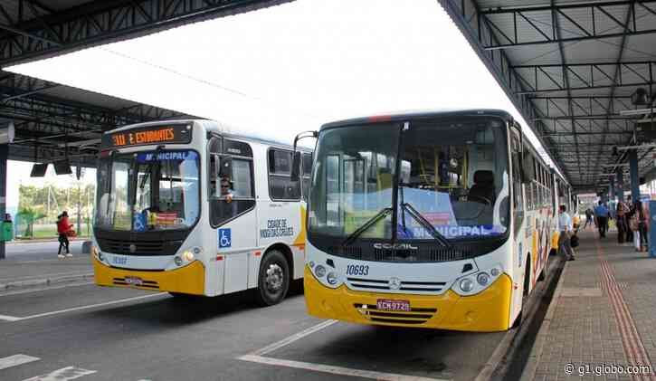 Número de passageiros no transporte coletivo de Mogi das Cruzes cai mais de 70% com coronavírus, diz Prefeitura - G1