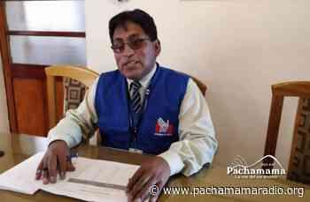 Autoridades de San Román acuerdan colocar tranqueras en las principales calles de la ciudad para restringir el tránsito vehicular - Pachamama radio 850 AM