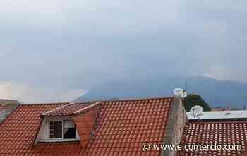 Cuenca, Azogues y Macas soportan la caída de ceniza del volcán Sangay - El Comercio (Ecuador)