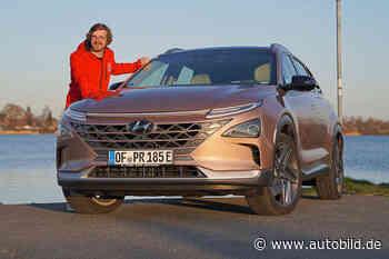So schlägt sich der Wasserstoff-Hyundai - autobild.de