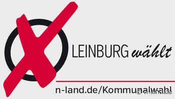 Leinburg : Kommunalwahl 2020 - Alle Ergebnisse - N-Land.de