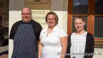 Neue Pächterin im Schützenhaus - Süddeutsche Zeitung