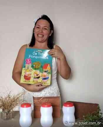 Professora de Duartina promove recreação online na quarentena - JCNET - Jornal da Cidade de Bauru