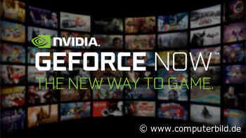 Geforce Now: Jede Woche neue Spiele