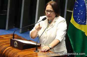 Governadora do Rio Grande do Norte diz que foco 'é cuidar da saúde da população' - O Antagonista