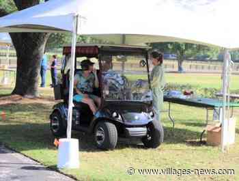 Polo Field COVID-19 testing time slots gone instantly - Villages-News