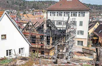 Feuer in Aichtal: Flammen zerstören Heim in Neuenhaus- NÜRTINGER ZEITUNG - Nürtinger Zeitung