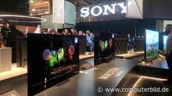 Sony-Fernseher 2020: TV-Riesen deutlich günstiger