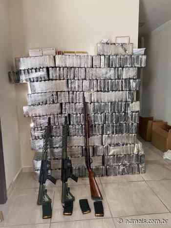 Mais de 300 kg de cocaína são apreendidos em Barra Velha - ND - Notícias