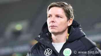 VfL Wolfsburg: Nach DFL-Empfehlung weiter Kleingruppen-Training - BILD