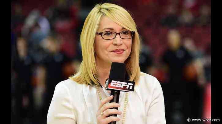 ESPN sideline NBA reporter Doris Burke tests positive for coronovirus