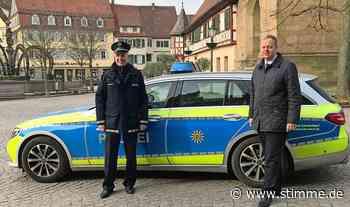 Polizei zeigt Präsenz mit mehr Personal - Heilbronner Stimme