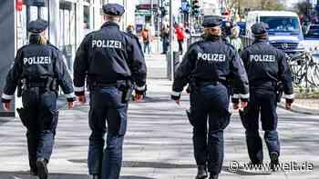Coronavirus: Hamburger Polizei meldet 72 Verstöße gegen Regeln in 24 Stunden - DIE WELT