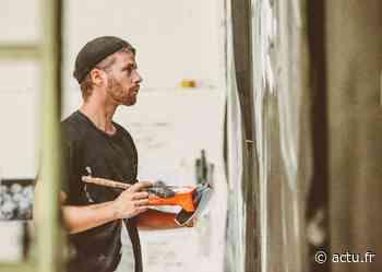 Montpellier / Confinement : Al réalise une peinture en direct pour les plus démunis - actu.fr