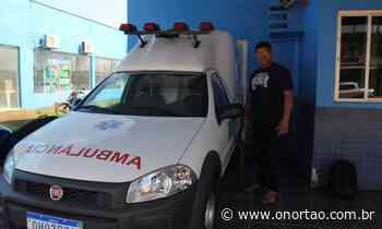 CANDEIAS: Prefeito Lucivaldo Fabrício entrega ambulância a Vila Nova Samuel - O Nortão Jornal