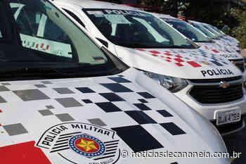POLÍCIA MILITAR PRENDEU 03 HOMENS POR ROUBO EM REGISTRO - Noticia de Cananéia