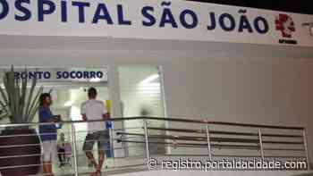 Hospital São João em Registro contará com R$ 478 mil para combate ao Covid-19 - Adilson Cabral