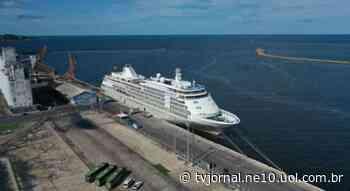Anvisa autoriza saída de navio atracado no Recife com registro de morte por coronavírus - TV Jornal