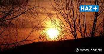 Ronnenberg: Orange-rote Sonnenuntergänge im Calenberger Land - Hannoversche Allgemeine