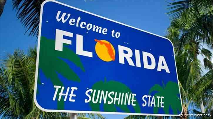 Florida Gov. orders Louisiana arrivals into quarantine