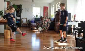 Sportler trainieren daheim mit Klopapier - Region Amberg - Nachrichten - Mittelbayerische
