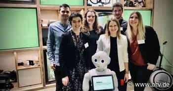 Amberg/Weiden: Digital Future Challenge: 2. Platz für Studierendenteam der OTH Amberg-Weiden - Oberpfalz TV