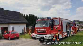 Feuerwehr-Einsatz in Oelgershausen: Spülmaschine brannte | Netphen - siegerlandkurier.de