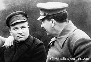 Why Stalin blamed the murder of Kirov - International Law Lawyer News