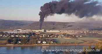 Kumpan in Remagen: Abgebrannte Lagerhalle weiter beschlagnahmt - General-Anzeiger