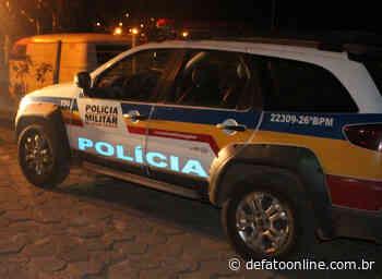 Mulher tem o celular levado por bandidos na Av. Machado de Assis - DeFato Online