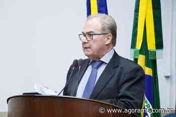 Idenor Machado solicita coleta e reciclagem de vidro em Dourados - Agora MS