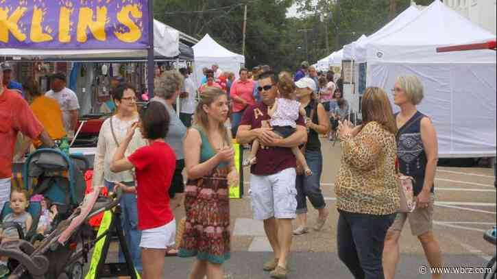 Denham Springs festival canceled, will not be rescheduled