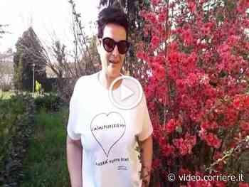 Una maglietta di Casalpusterlengo, un messaggio di speranza dall'ex zona rossa - Corriere TV