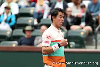 Japan's Kei Nishikori reacts to Tokyo Olympics postponement - Tennis World USA