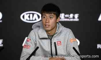 """I Can Enter The Games in Better Shape"" – Kei Nishikori on Tokyo Olympics Postponement - Essentially Sports"