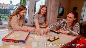 Corona Familien bleiben zuhause   Werl - Soester Anzeiger