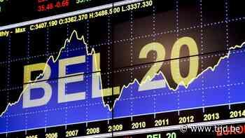 Euronext Brussel: op de rem - De Tijd