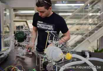"""Deze ingenieurs maken beademingstoestellen in race tegen de klok: """"Ik hoop dat we ze nooit moeten inzetten"""" - Het Nieuwsblad"""