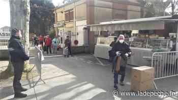 Aucamville. Le marché de plein vent du dimanche est suspendu - LaDepeche.fr