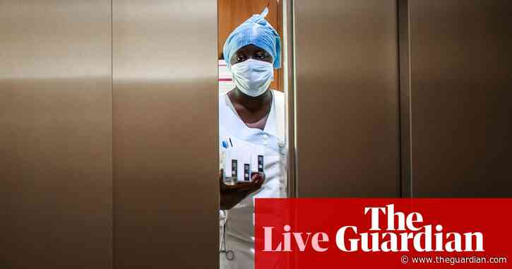 Coronavirus live news: Cases in Italy overtake China, US infections pass 100,000